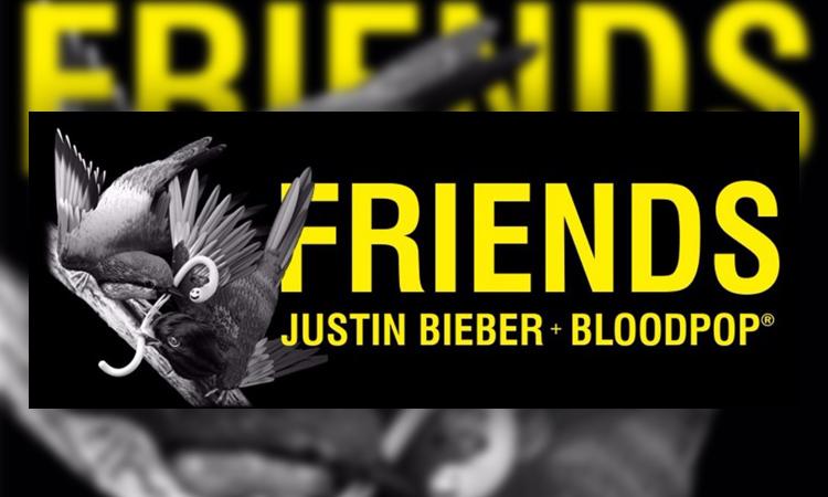 """[LISTEN] Justin Bieber + BloodPop's NEW Song """"Friends"""""""