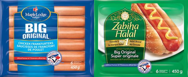 *FOOD RECALL WARNING* Maple Lodge Farms and Zabiha Halal Chicken Frankfurters