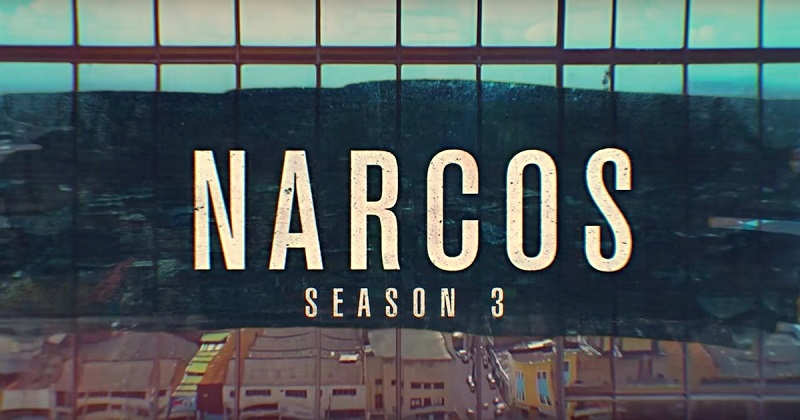 """YESSSS... There's a 3rd Season of """"NARCOS"""" coming... Watch the TRAILER"""
