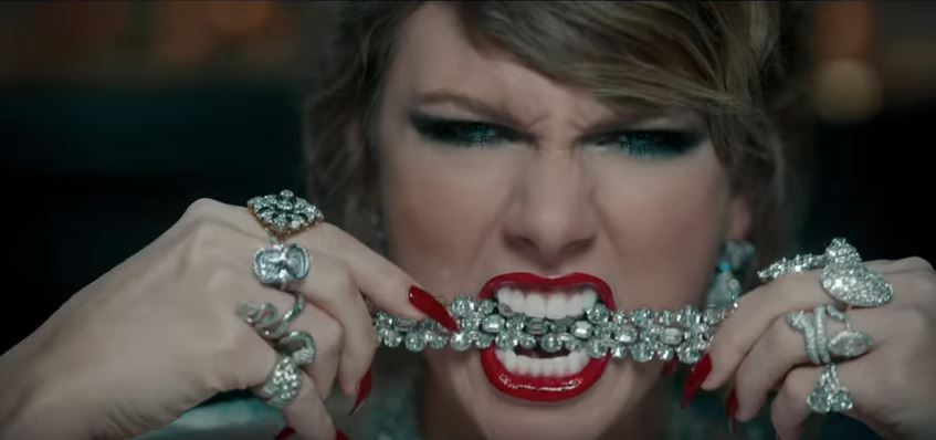 TAYLOR SWIFT's 'Look What You Made Me Do' Lyric Video BREAKS RECORD