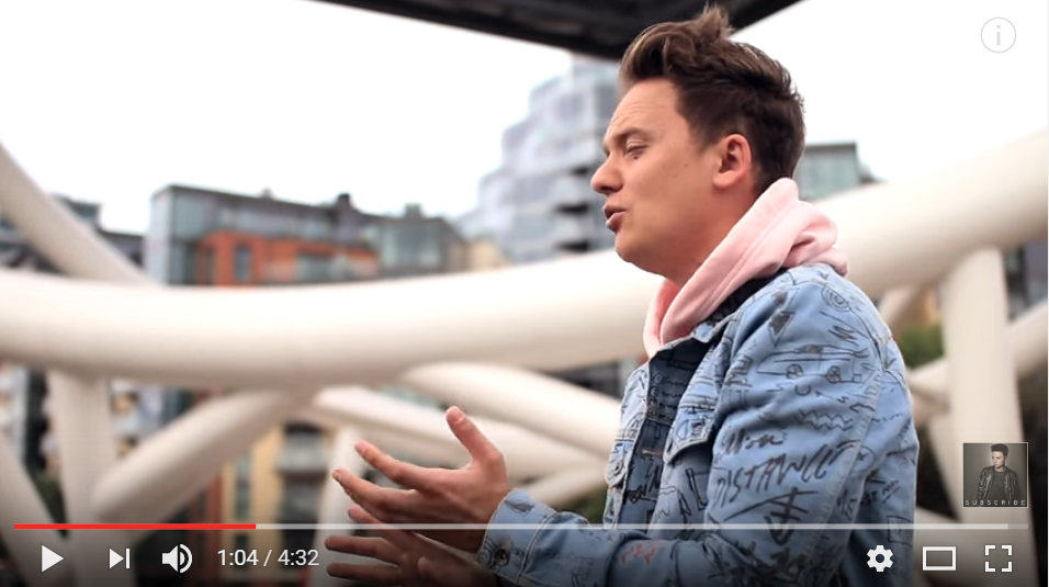 "Conor Maynard Slows ""Unforgettable"" In Latest French Montana Cover - LISTEN"