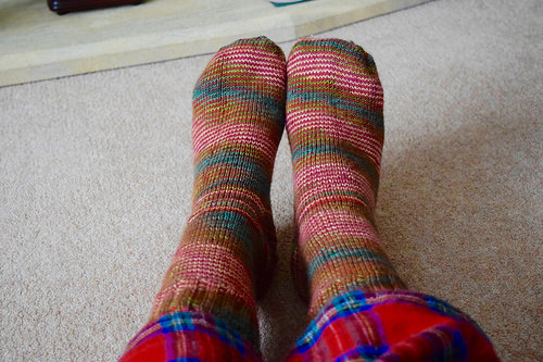 Beat Breakfast Poll:Socks or no socks in bed?