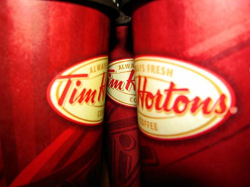 Tim Horton's is no longer Canada's favourite coffee shop