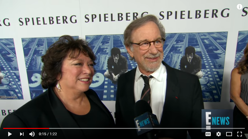 The only Steven Spielberg movie that Steven Spielberg will watch