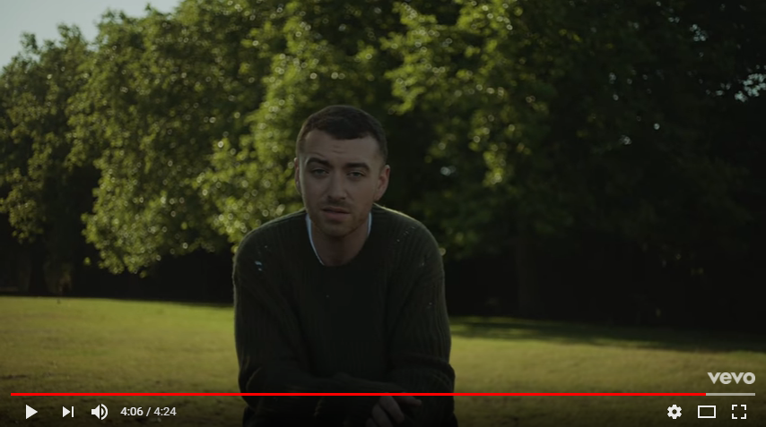 """New music video for Sam Smith """"Too Good At Goodbyes"""" has arrived. WATCH"""