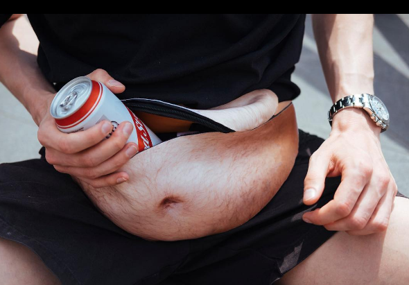 Someone made a fanny pack that's actually worth wearing