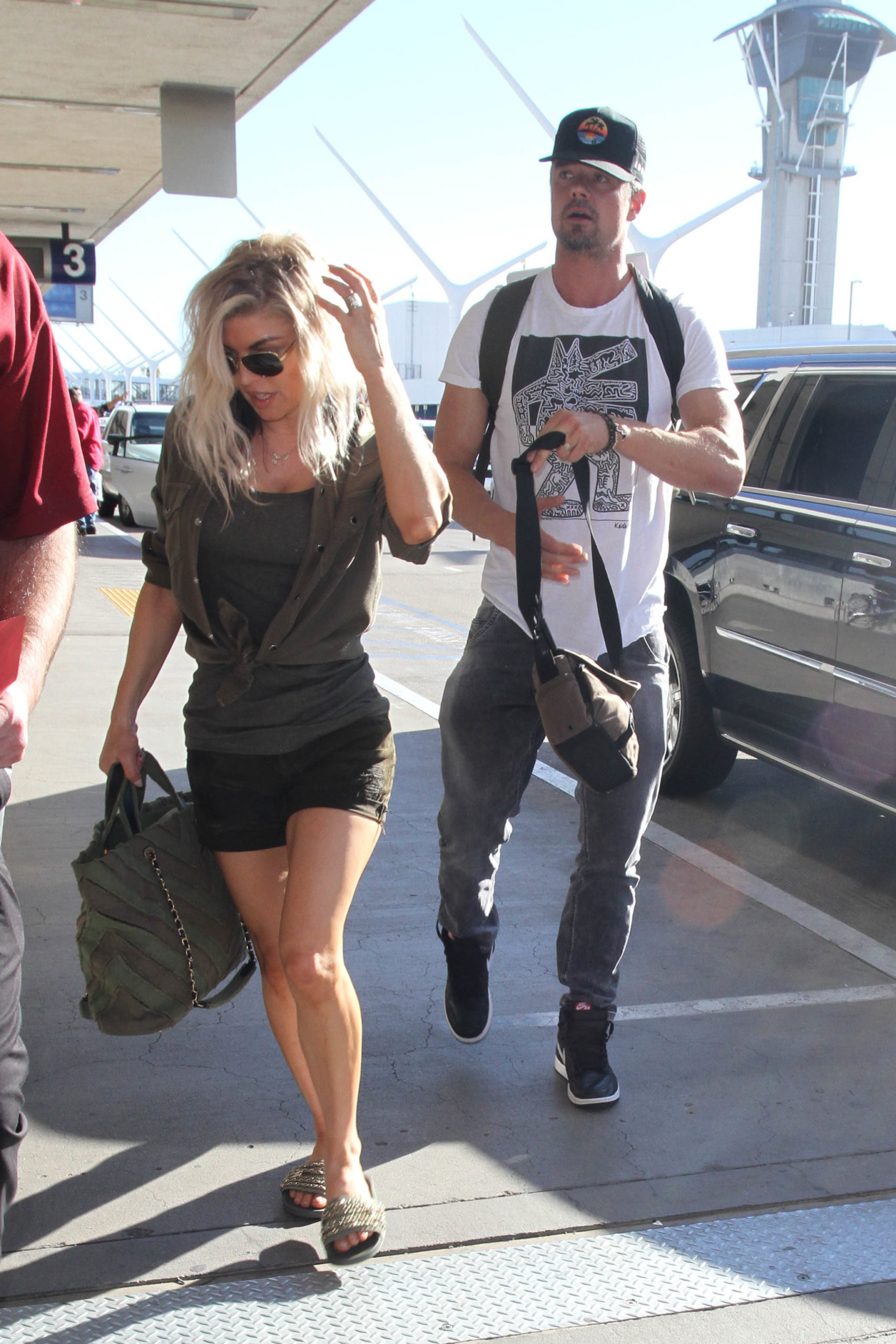 Another Hollywood couple bites the dust. Fergie & Josh Duhamel separate after 8 years of marriage.