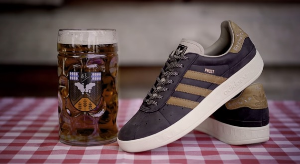 These Adidas Oktoberfest Sneakers Are Puke And Beer Proof