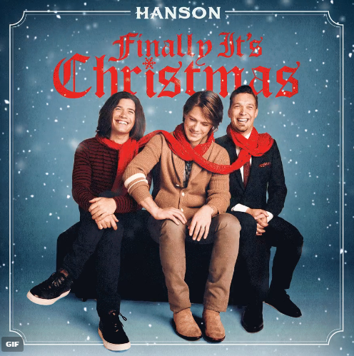 HANSON is BACK with a NEW CHRISTMAS ALBUM!