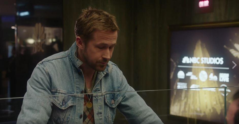 [WATCH] Ryan Gosling promo for SNL Season Premiere.