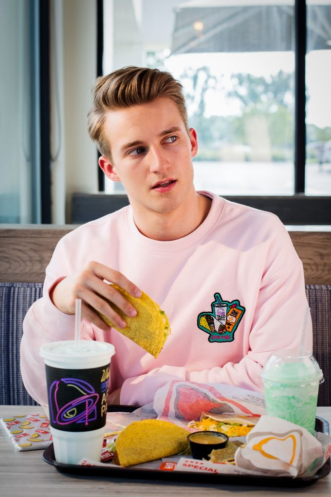 TACO BELL clothing is coming to Forever 21...SERIOUSLY!
