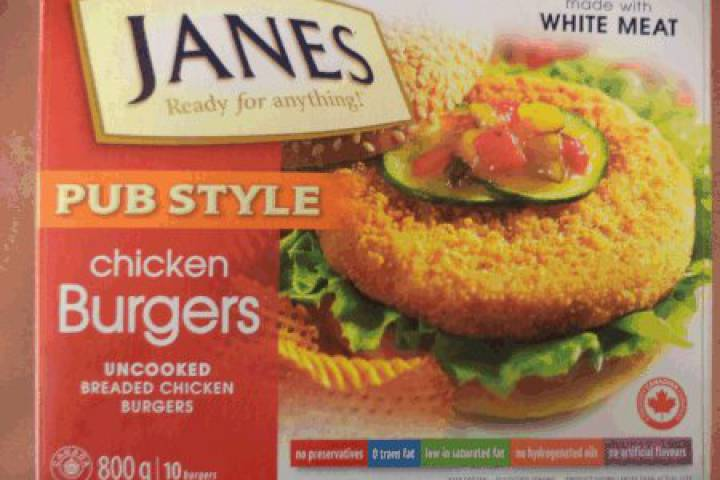 JANES brand breaded chicken products RECALLED over salmonella concern