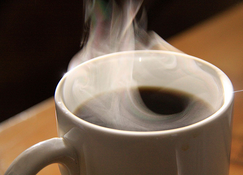 "A $24 cup of coffee is on ""sale"" at a restaurant in New York. Details.."