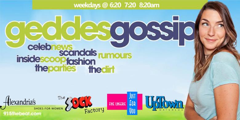 Geddes Gossip