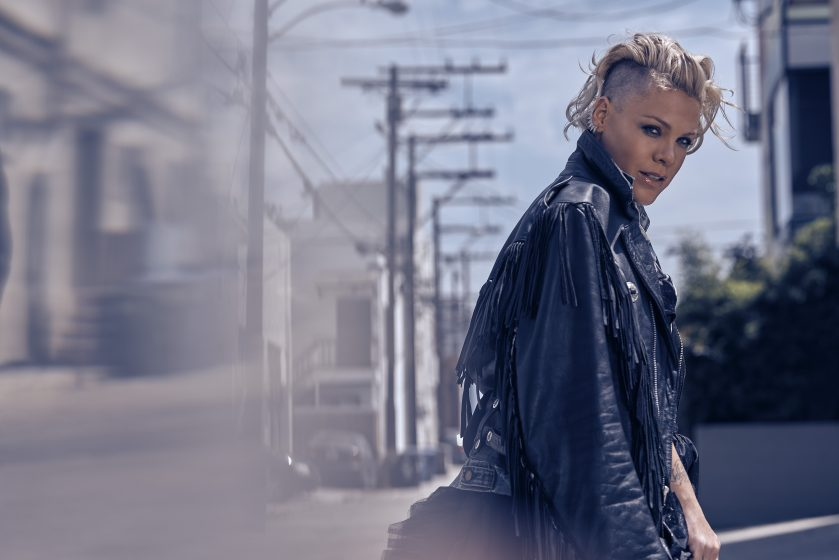 P!NK is heading out on tour & has a new song! [LISTEN]