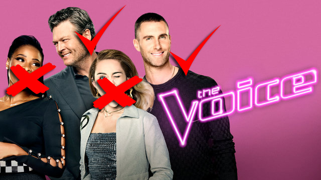 """Coaches for Season 14 of """"The VOICE"""" announced"""