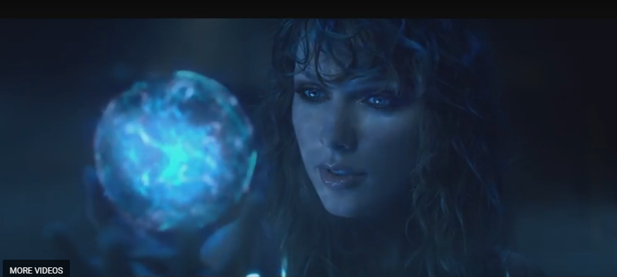 Another overly complicated video from TAYLOR SWIFT