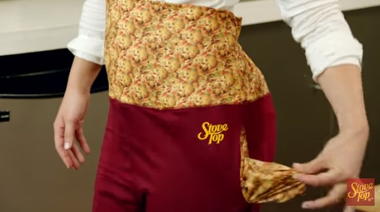 WATCH:Stove Top Stuffing Dinner Stretchy Pants are here!