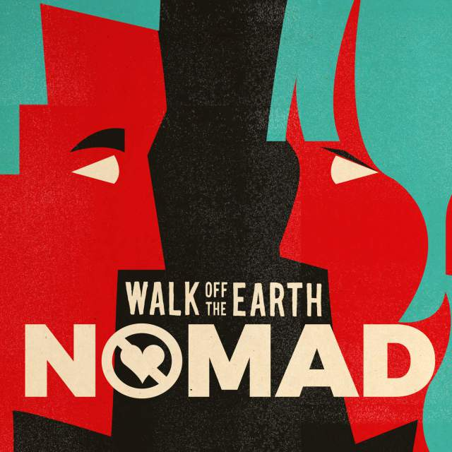 "Walk Off The Earth is back with a new song & a new SOUND! Listen to ""NOMAD"""