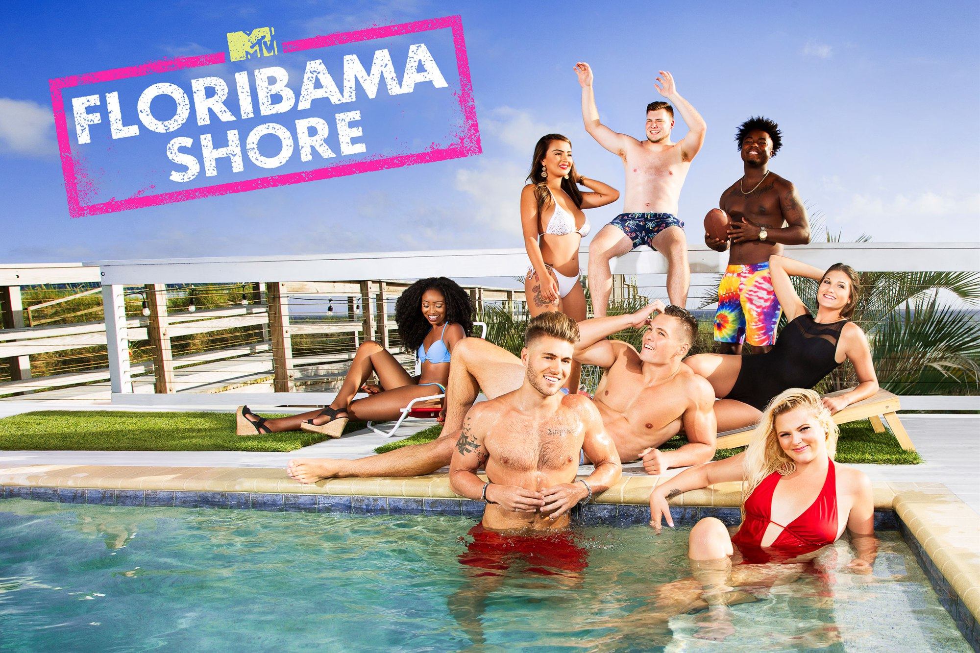 """WHAT? There's a Jersey Shore spin-off...WATCH the """"Floribama Shore"""" trailer"""