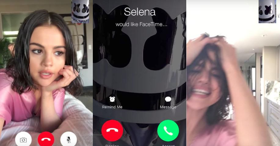 "[Watch] SELENA GOMEZ in ""Wolves"" Vertical Video"