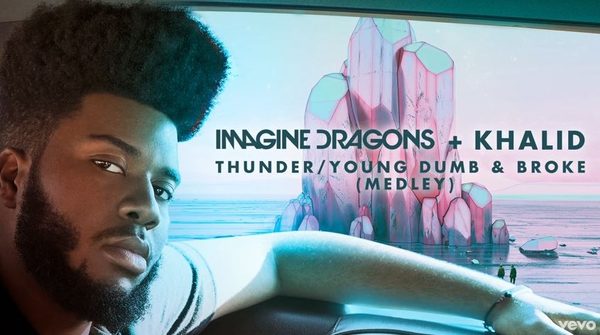 Imagine Dragons + Khalid's AMA Mash Up is OUT [Listen]