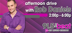 Afternoon Drive with Rob Daniels