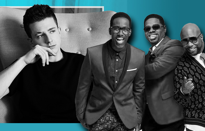 """Charlie Puth's New Song """"If You Leave Me Now"""" with Boyz II Men [LISTEN]"""