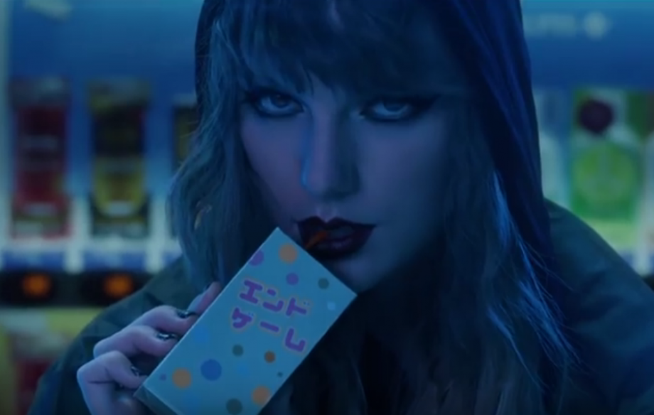 """WATCH Taylor Swift's new video for """"END GAME""""!"""