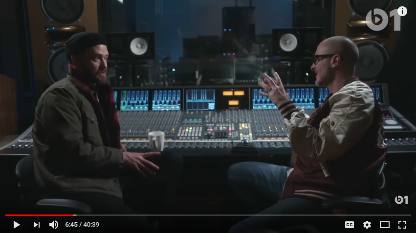 Justin Timberlake talks his new album, his halftime performance and more with Zane Lowe. WATCH
