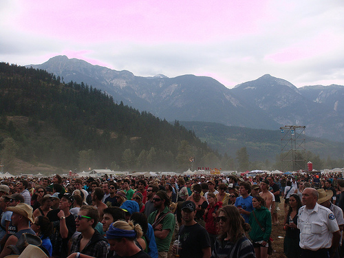 Pemberton Festival On Sale!