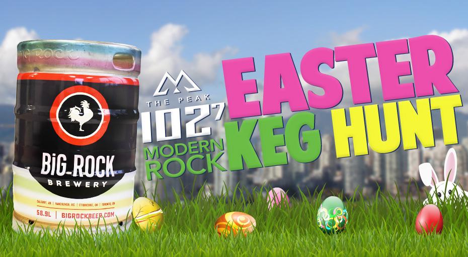 Easter Keg Hunt