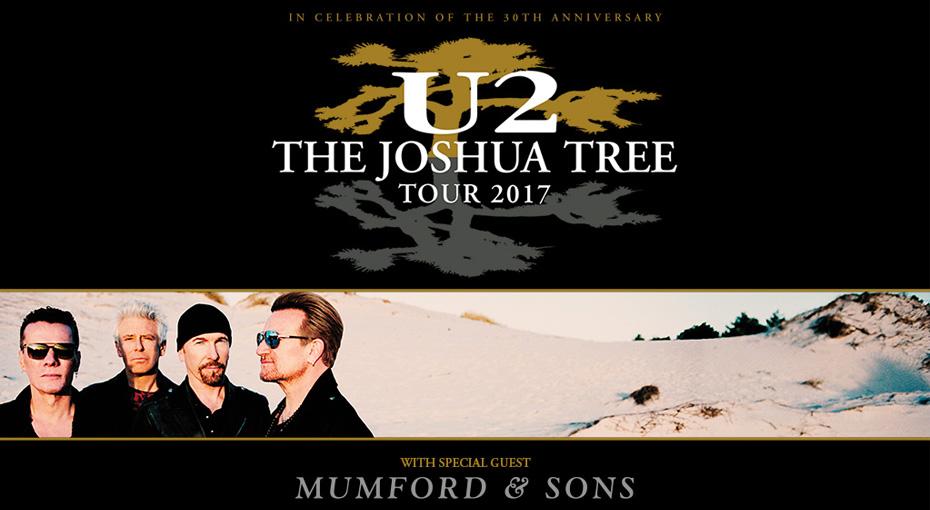 Win U2 Tickets!