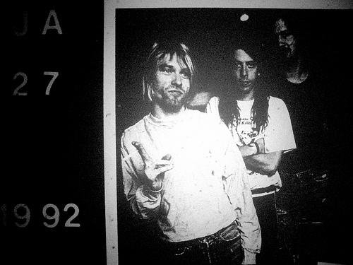 Nirvana in a RadioShack!