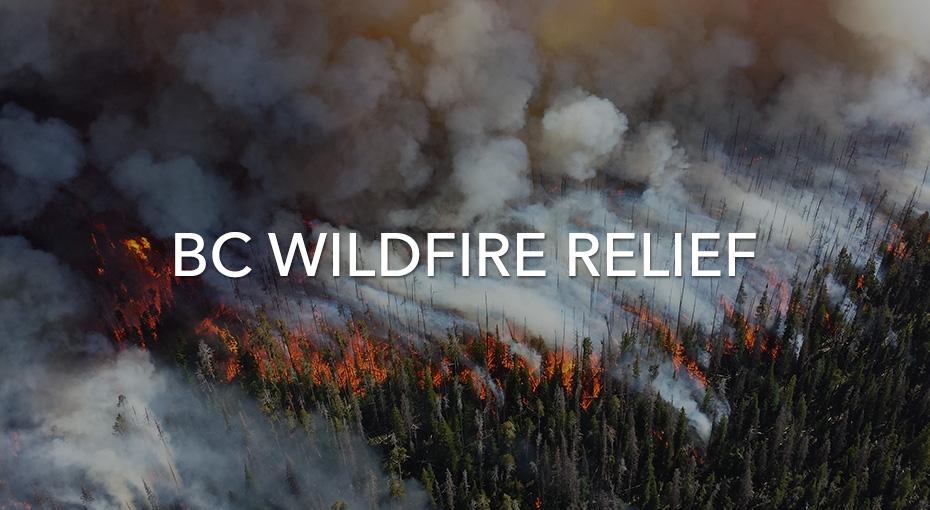 Wild Fire Relief