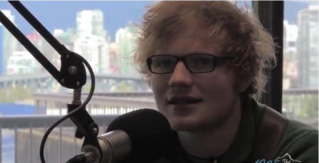 The Time Ed Sheeran Came to THE PEAK