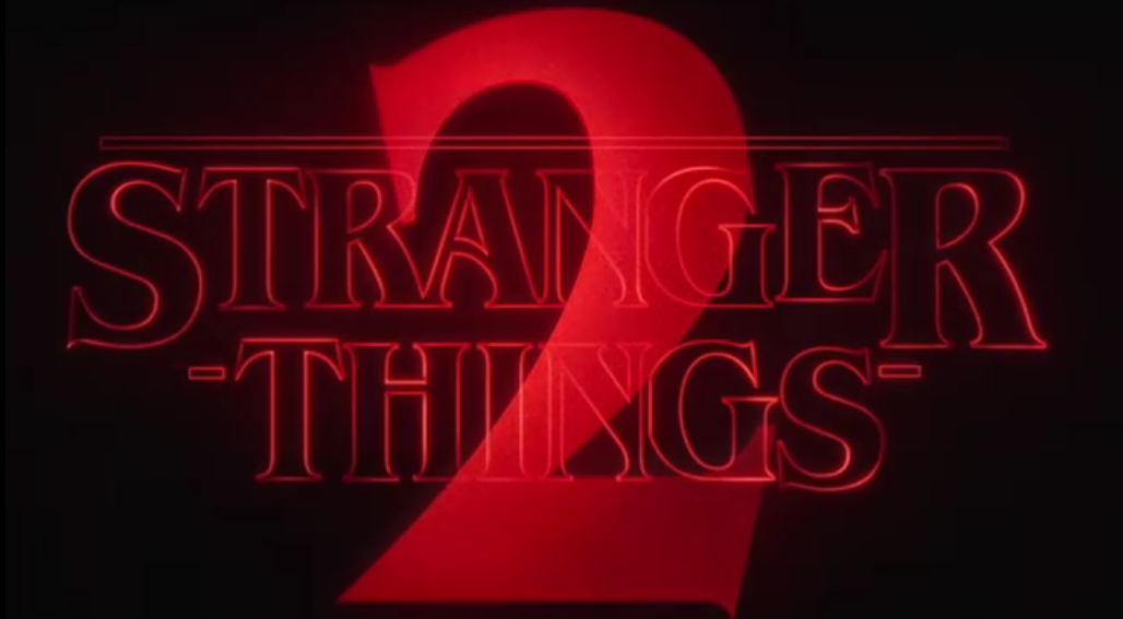 "New Release Date for ""Stranger Things 2"""