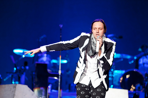 Win Butler from Arcade Fire is hilarious