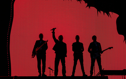 New U2 music