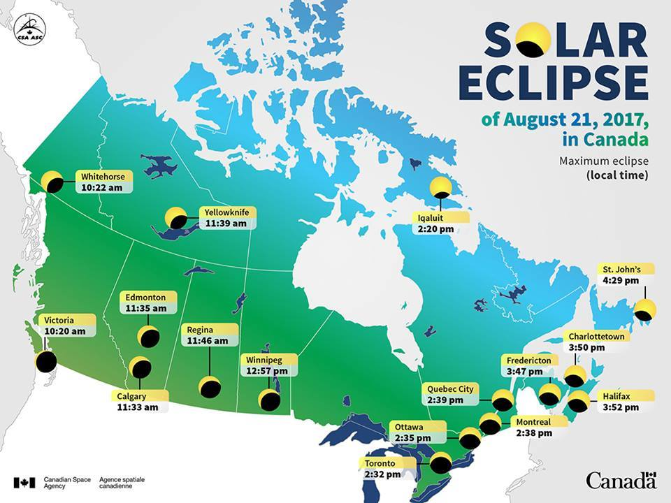 When To Watch The Solar Eclipse