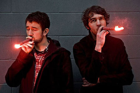 Japandroids cover The Hip