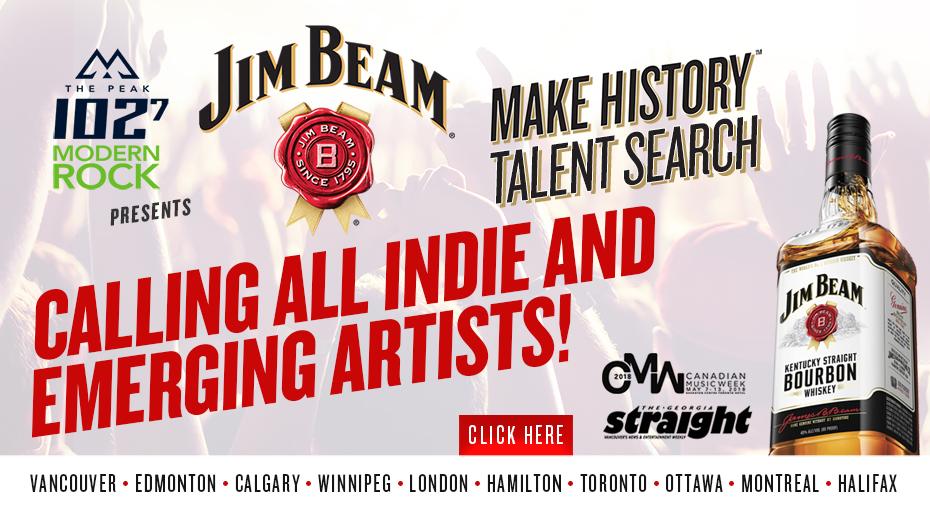 Jim Beam Make History