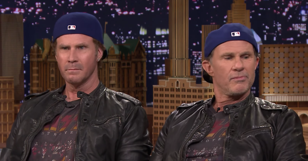 Chad Smith Storms Off Stage After Will Ferrell Heckle