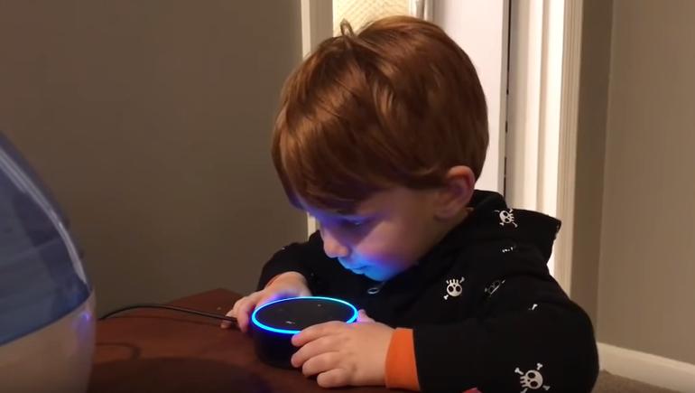 WATCH: Amazon Echo FAIL (NSFW)