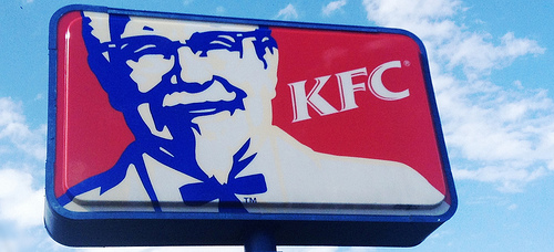 KFC has a new Colonel!