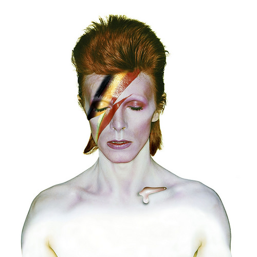David Bowie-2 years gone