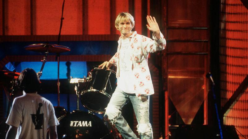 "Someone Sped Up Nirvana's ""Smells Like Teen Spirit"" to Create Pop Rock Pablum"