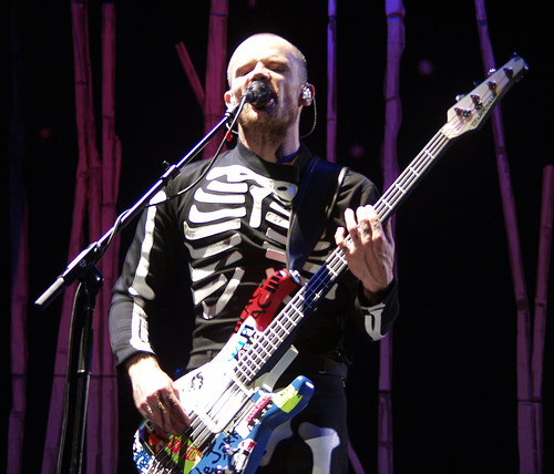 Flea opens up about addiction