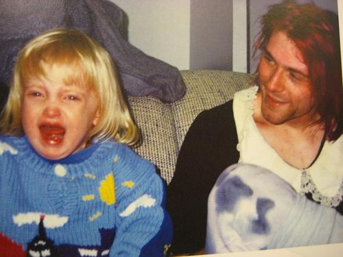 Frances Bean Cobain celebrates sobriety