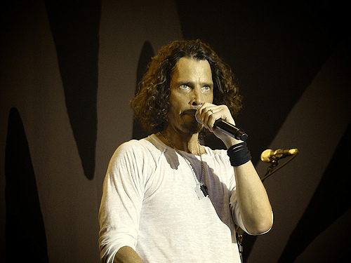 Vicky Cornell opens up about Chris Cornell